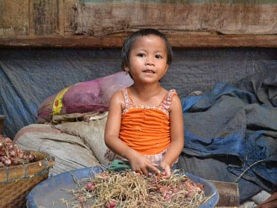 5. East Timor Market