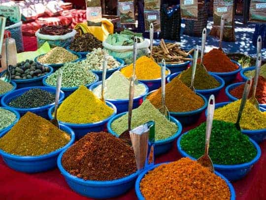 spices stall-2