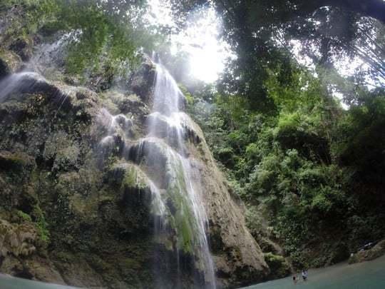 Tumalob Waterfalls