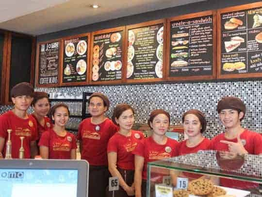 Joma Bakery Staff