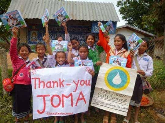 Laos teen girl project