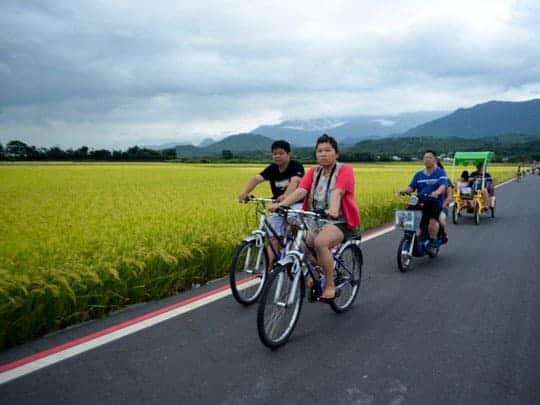 2 Cycling in East Rift Valley Taiwan