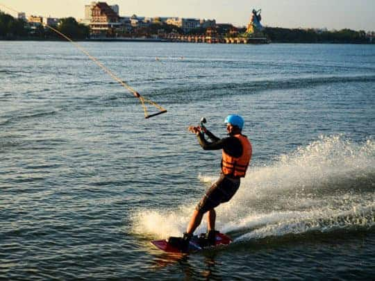 6 Wakeboarding in Kaohsiung