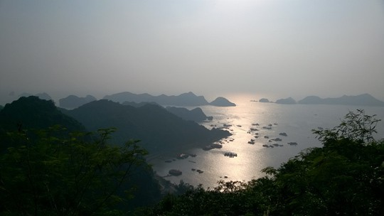 EDIT - Halong Bay