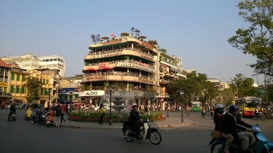 EDIT - Hanoi Old Quarter