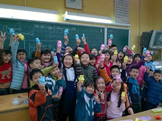 EDIT - Teaching in Hanoi