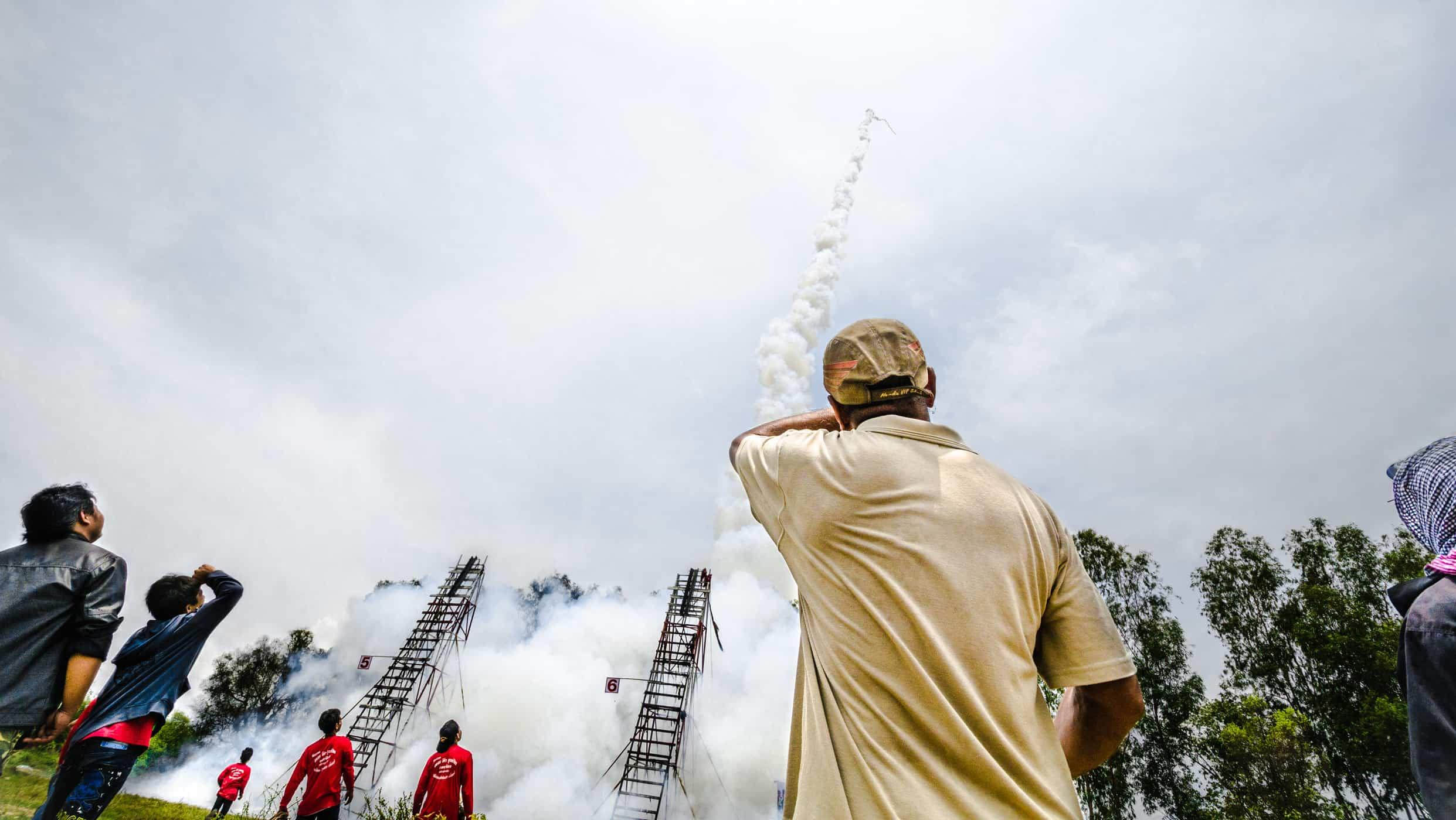 Rocket Festival Laos