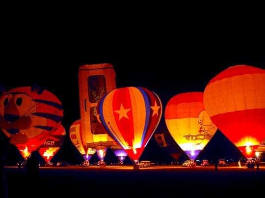 Hot air Balloon Pampanga