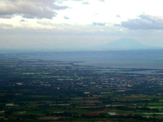 Mount Arayat Philippines