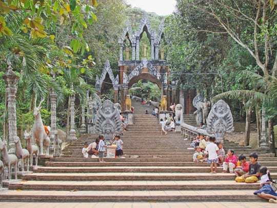 (Angkor) Phnom Kulen