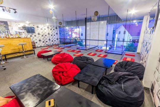 Lounge Oasis Capsules