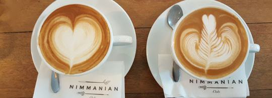 nimmanian club coffees