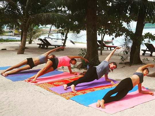 Kaila Beach Yoga