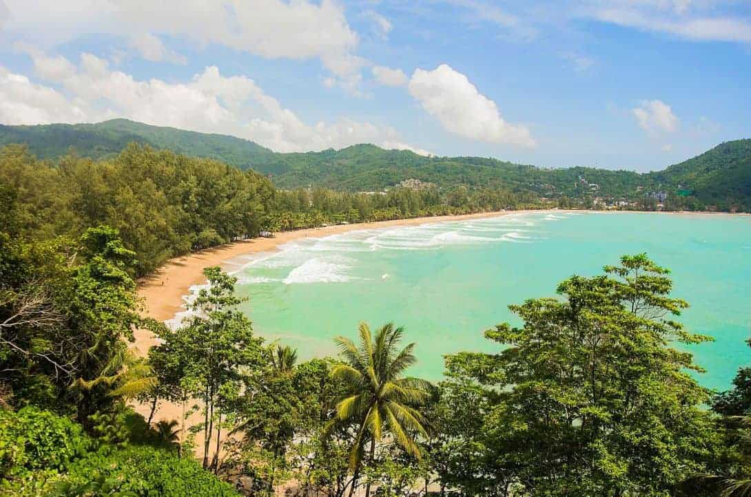 Phuket's gorgeous Kata Beach.