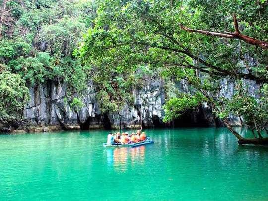 Places To Visit on Palawan Island 1-underground-river-puerto-princesa