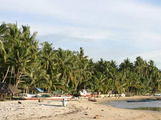Places To Visit on Palawan Island 6-port-barton