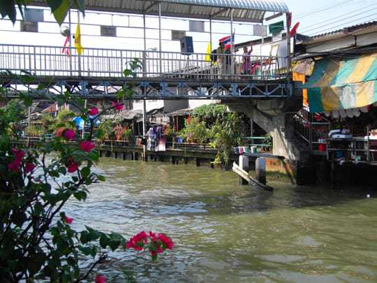 Tourist Hotspots A short walk from the Khao San Road, Bangkok