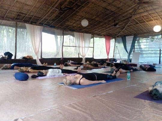 restorative yoga, becoming a yoga teacher in India