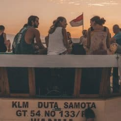 Wanua Adventure Boat Trip Lombok to Flores