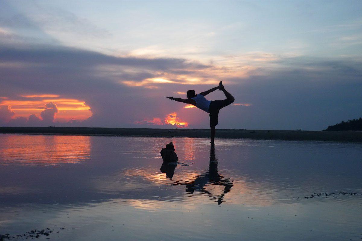 Tantra, Karma & Reincarnation! Amazing Interview with Swami Vivekananda Saraswati at Agama Yoga, Koh Phangan