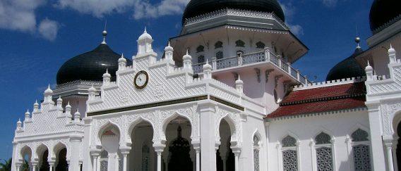 Banda Aceh (Muslim City Devastated by the Tsunami)