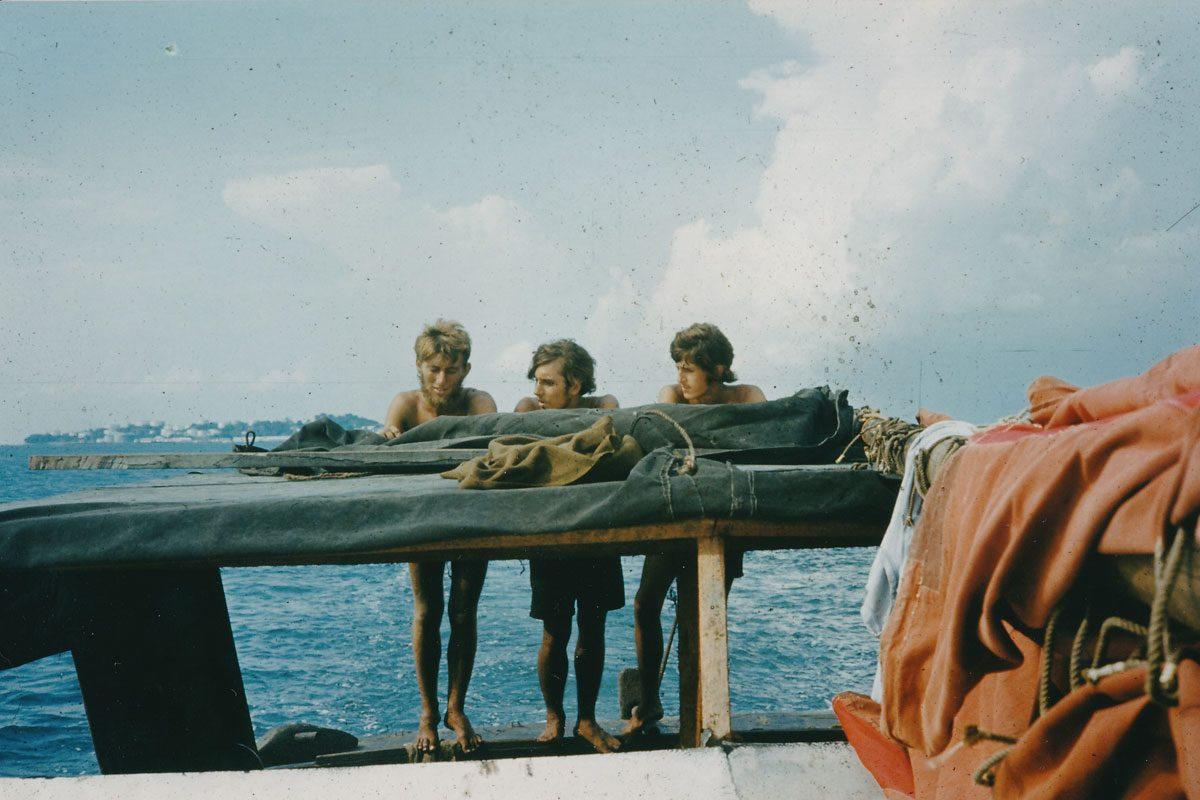 What was it like to Backpack Southeast Asia 50 years ago?