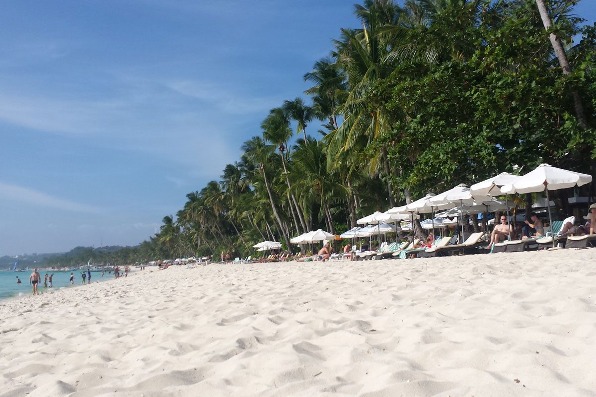 Boracay (White Sands & Kite-Surfing)