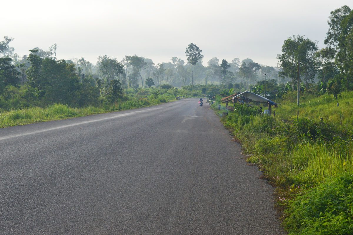 Cambodian Cycle Adventure. On Yer Bike!