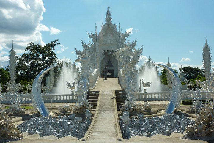 Chiang Rai (Cool Temples & Art Scene)