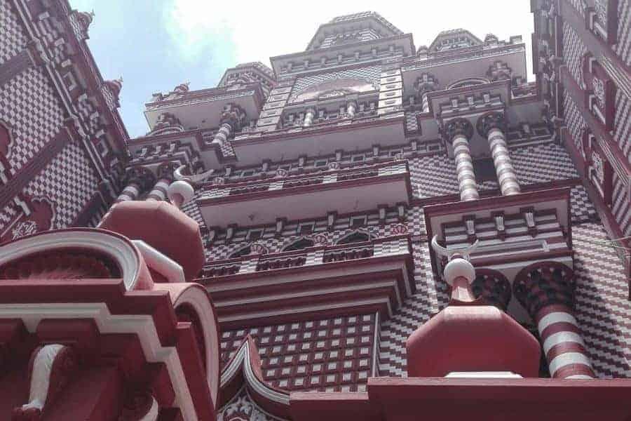 Jami-Ul-Alfar Mosque, Colombo