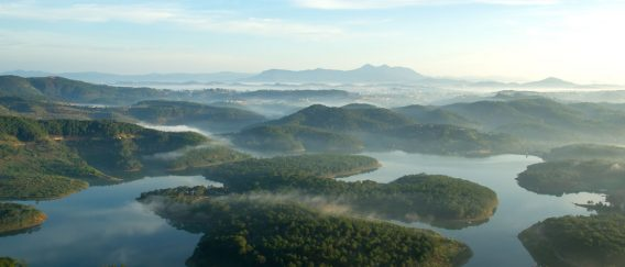 Dalat (The Alps of Vietnam)