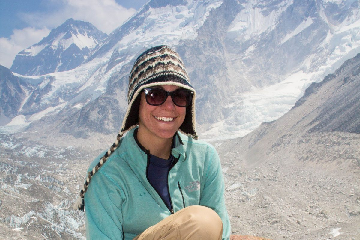 Meet Our First S.E.A Backpacker Ambassador – Eliza Arsenault