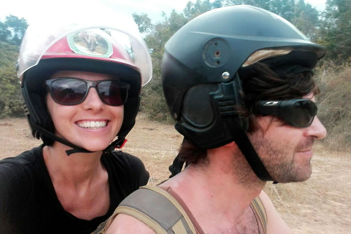 Falling in Love on the Road… Reflections of Relationships on the Go
