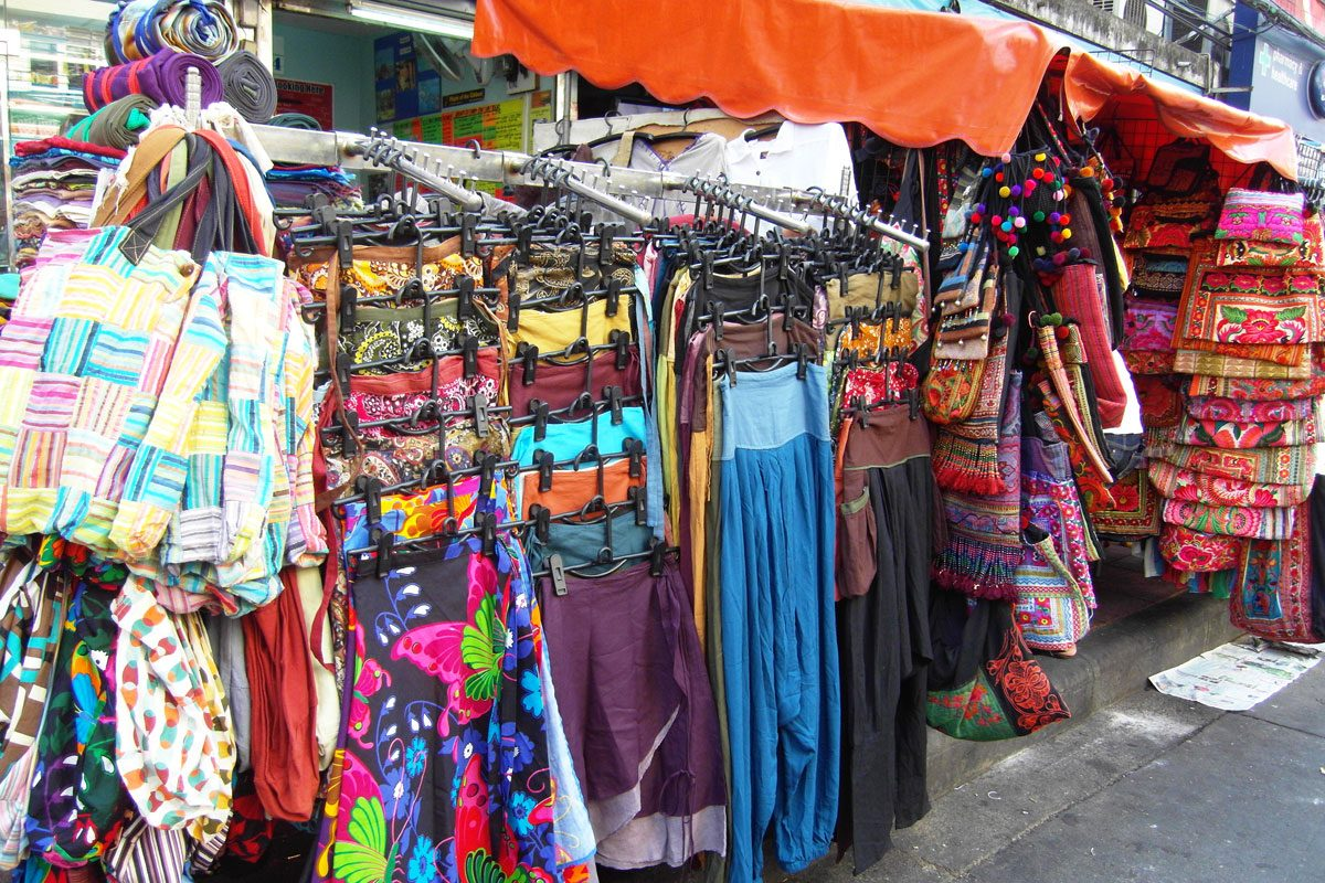 Guest Post: The South East Asia Backpacker Catwalk