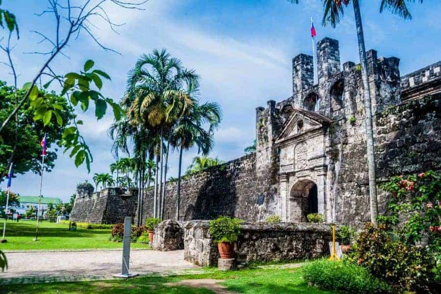 Fort San Pedro. Cebu