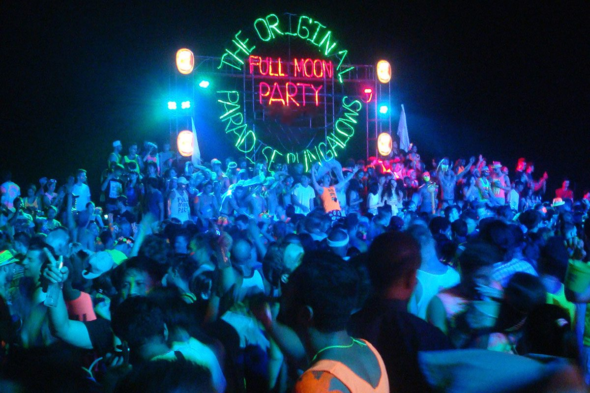 Koh Phangan (a lot more than the full moon party)