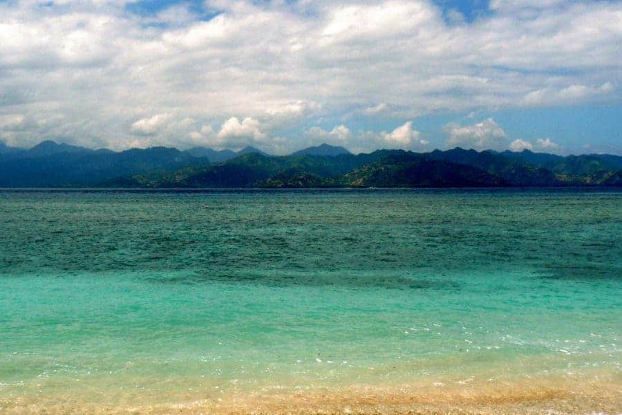 Gili trawangan - to be compared - Sulawesi article