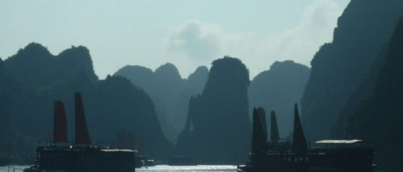Halong Bay (Unique Magical Seascape)