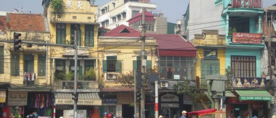 Hanoi (Crazy, Atmospheric Capital)