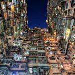 Hong Kong (The New York of Asia)