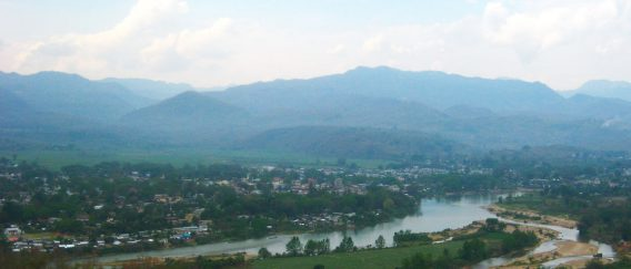 Hsipaw (Trek to Ethnic Minority Villages)