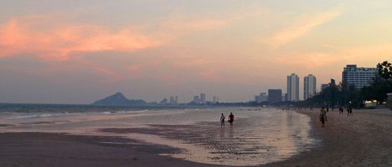 Hua Hin (Beachy Escape for rich)