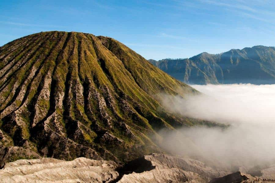 Indonesia Mount Bromo, photographed by Flash Parker