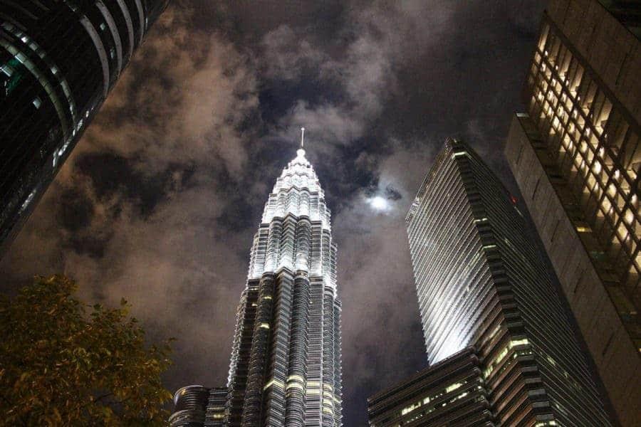Kuala Lumpur Ben Turland