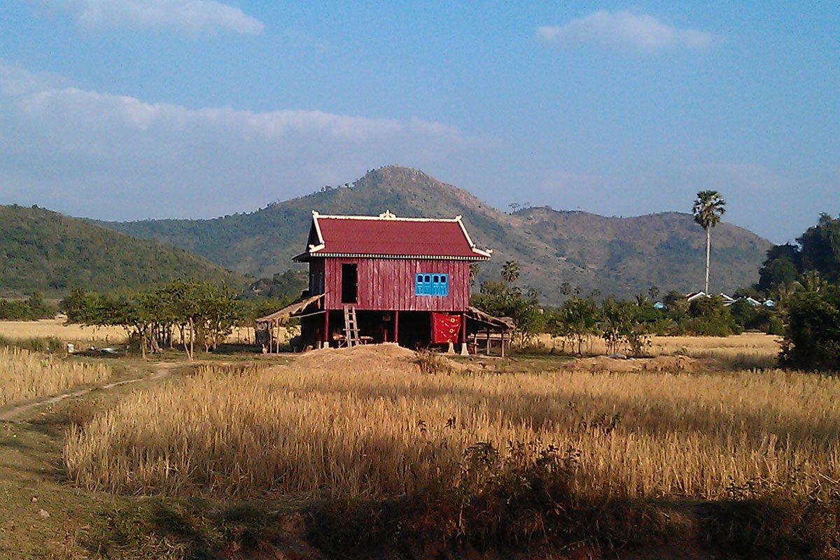 Road Trippin' by Motorbike Around Kampot, Cambodia…