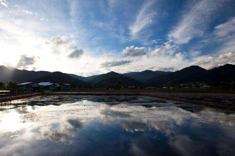 The Kelabit Highlands