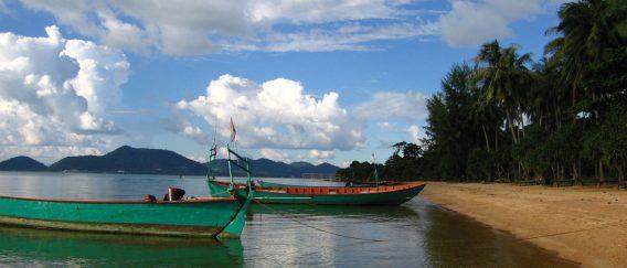 Cambodia's Islands (A Fragile Paradise)