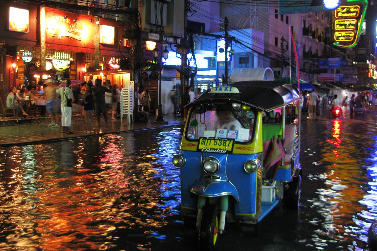 'It's Raining, It's Pouring': 5 Things to do During the SEA Rainy Season