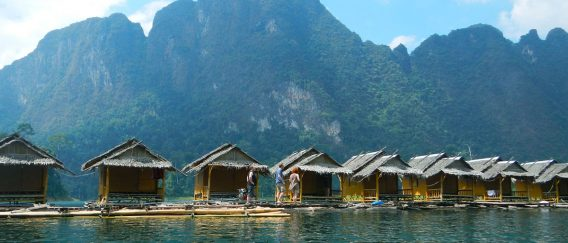 Khao Sok National Park (Amazing eco adventures)