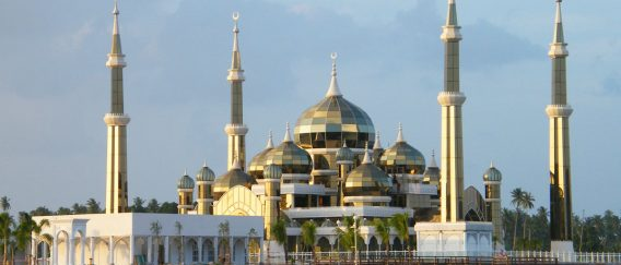 Kuala Terengganu (Non-Touristy Muslim City)